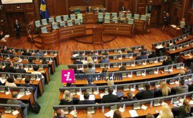 Kuvendi nesër mban seancë të jashtëzakonshme