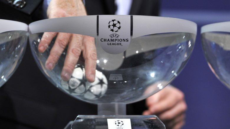 Orari dhe detajet tjera për shortin e gjysmëfinaleve të Ligës së Kampionëve dhe atë të Evropës