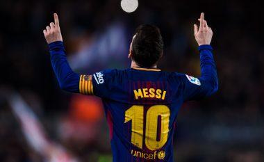 E ç'të thuhet më shumë? MARCA: Messi meriton korridor të nderit çdo ditë, nga të gjithë