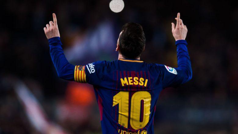 Messi bëhet lojtari i pestë me më shumë fitore në histori të La Ligas, Casillas mbetet ende i pari