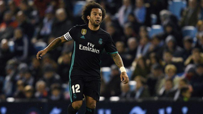 Marcelo gjatë ndeshjes mes Realit dhe Celtas (Foto: Getty Images)