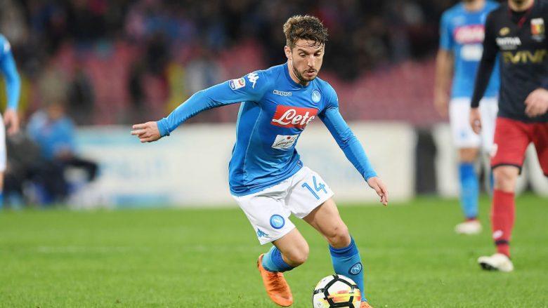 Mertens bllokon bisedimet për rinovimin e kontratës me Napolin