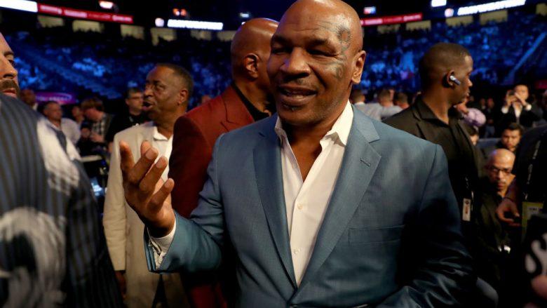 Tysonit nuk i ka lënë përshtypje Joshua: Wilder po bëhet gjithnjë e më i mirë, meçi mes tyre do të përfundojë me nokaut