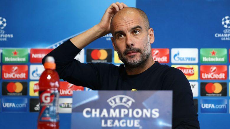 Gjashtë transferimet që Guardiola i dëshiron në sezonin e ardhshëm te Man City