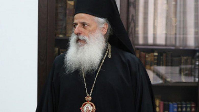 Kjo ishte arsyetimi i ndalimit të Peshkopit Petar në Aeroportin Ndërkombëtarë të Shkupit