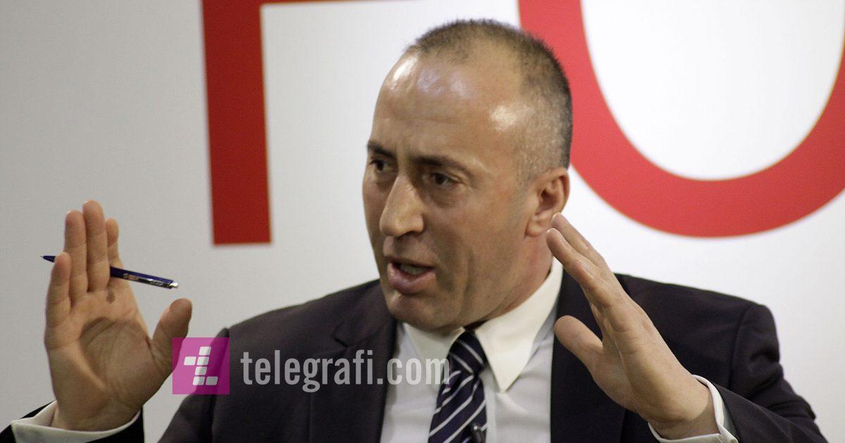 Haradinaj për  DPA   Ushtria është planifikuar ndër vite  retorika e ndryshimit të kufijve e rrezikshme