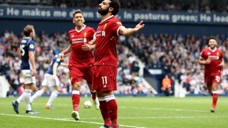 Salah shpallet 'PFA lojtari më i mirë i vitit' në futbollin anglez
