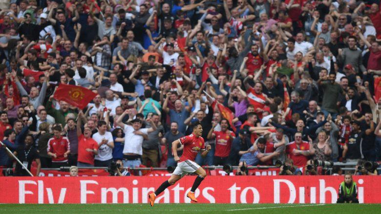 Unitedi kalon në finale të Kupës FA, mposhti Tottenhamin në gjysmëfinale