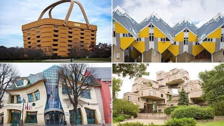 Me siguri pajtoheni edhe ju: Këto janë ndërtesat më interesante në botë! (Foto)