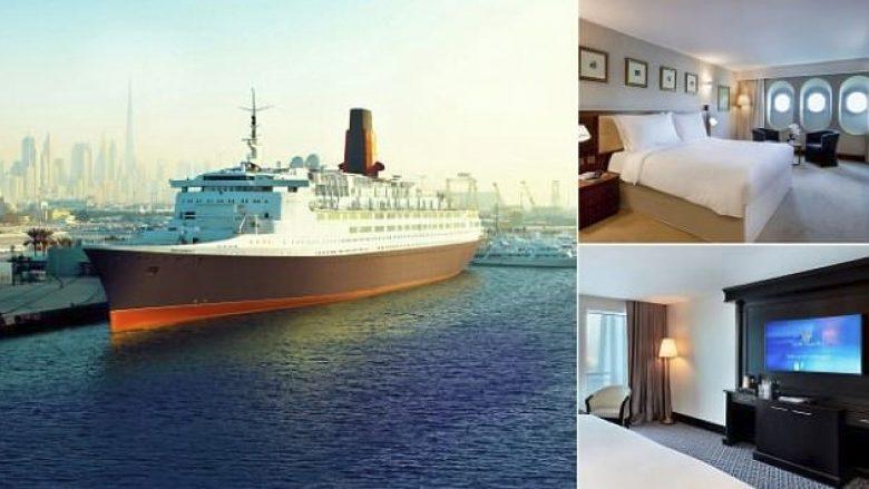 Transformimi i pabesueshëm i anijes, e cila tani është një hotel me pesë yje në Dubai (Foto)