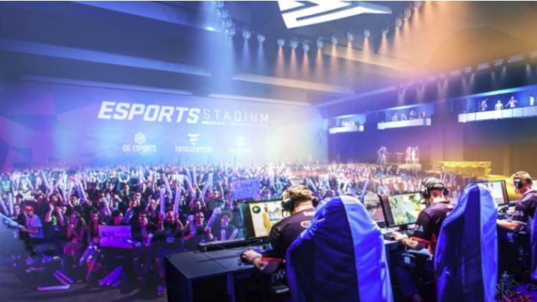 Teksasi po ndërton një stadium të madh për video-lojërat, sportin miliarda-dollarësh