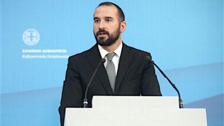 Dimitris Tzanakopoulos: Marrëveshja e re për emrin duhet të jetë edhe emër kushtetues