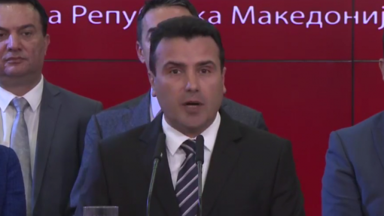 Zaev: Opozita duhet të mundësojë të drejtën e qytetarëve për të vendosur me referendum