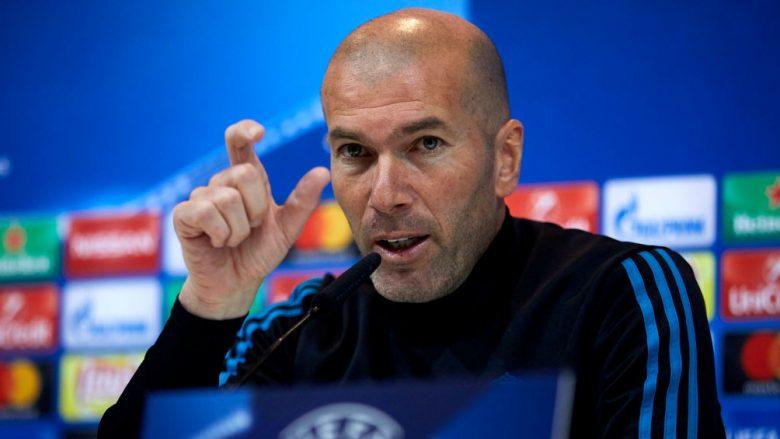 Zidane para ndeshjes kthyese ndaj Juves: Asgjë nuk ka përfunduar