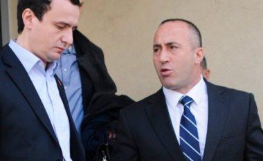 Haradinaj-Kurtit: Po dyshoj se ke lidhje me importuesit e rrymës