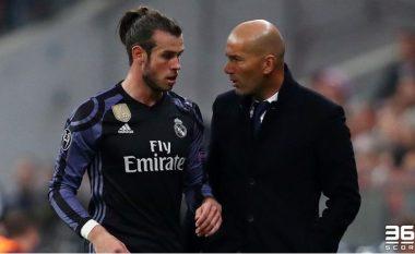 Përkeqësohen marrëdhëniet Bale-Zidane, ylli uellsian pritet të largohet në verë