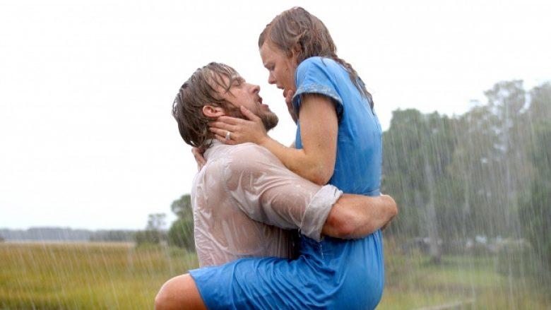 "Ryan Gosling dhe Rachel McAdams, filmi ""The Notebook"""
