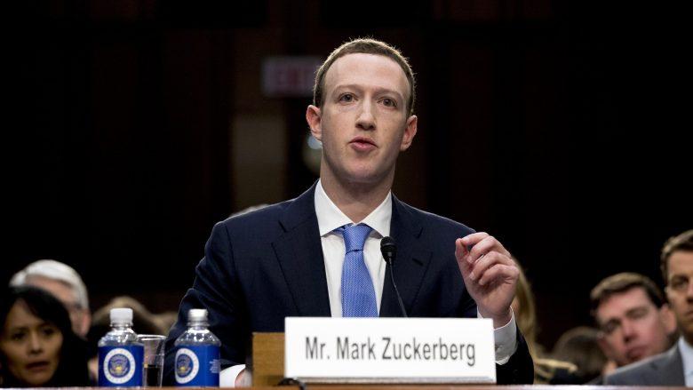 Zuckerberg besonte se të dhënat ishin fshirë nga Cambridge Analytica