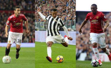Juventus dhe Man Utd fillojnë bisedimet për shkëmbim lojtarësh