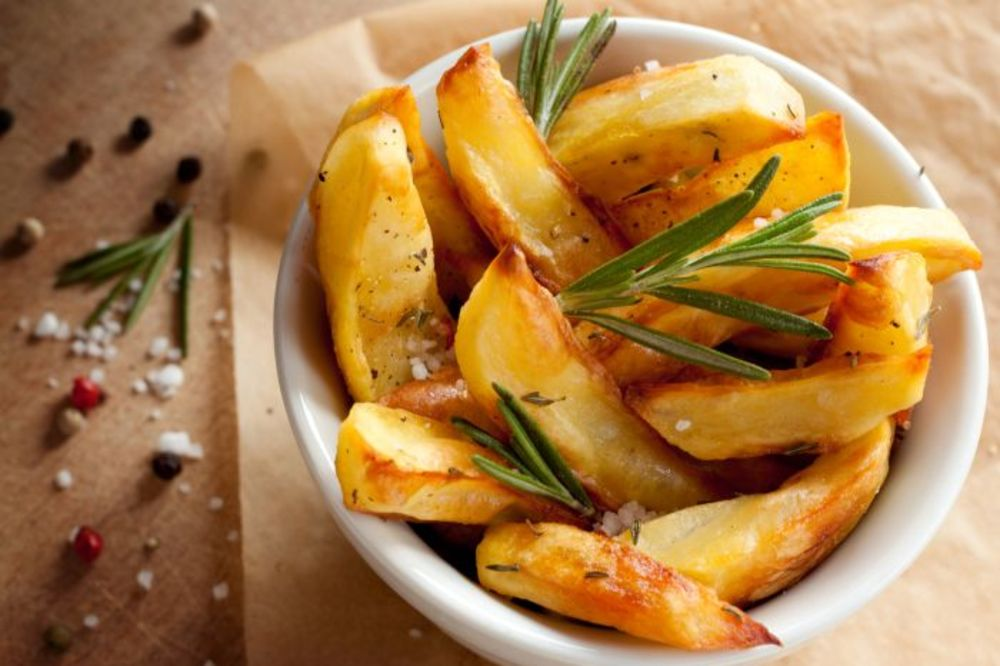 Truk për patate të pjekura perfekt