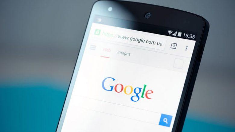 Si t'i dërgoni uebfaqet nga Chrome në telefonin tuaj Android?