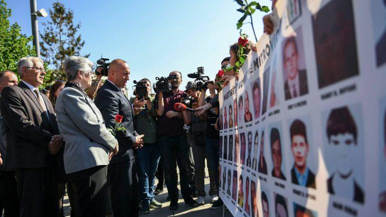 Haradinaj: Serbia duhet të përgjigjet për çështjen e personave të pagjetur