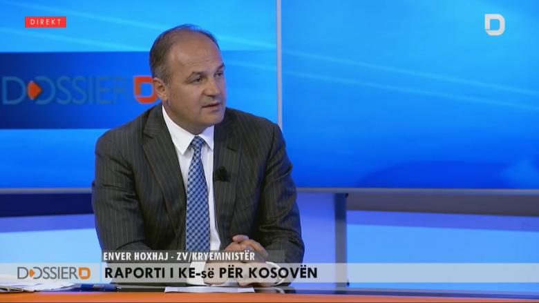 Hoxhaj: Raporti i BE-së, pozitiv për Kosovën