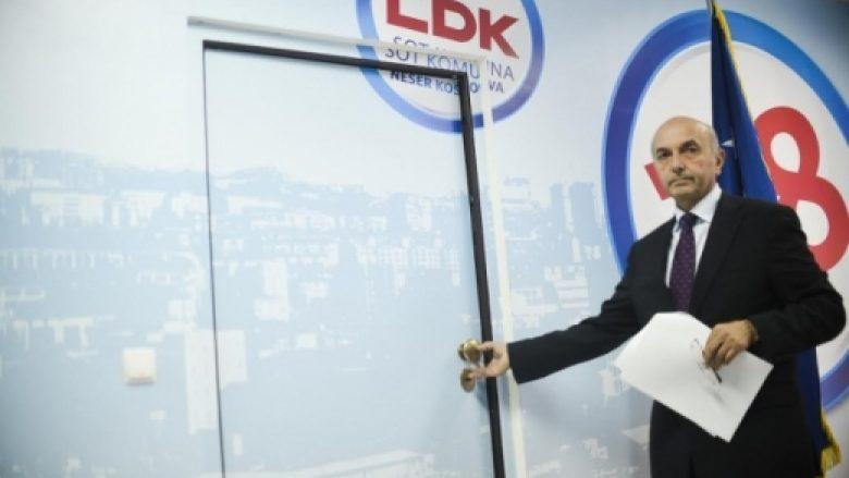 Mustafa: Nuk përçahet LDK-ja, edhe pse disa shpenzojnë para të majme për ta bërë këtë