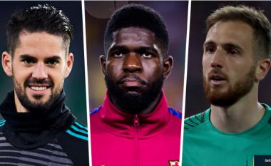 PSG ka gati 300 milionë euro për tre yjet e La Ligas, synohet edhe Simeone