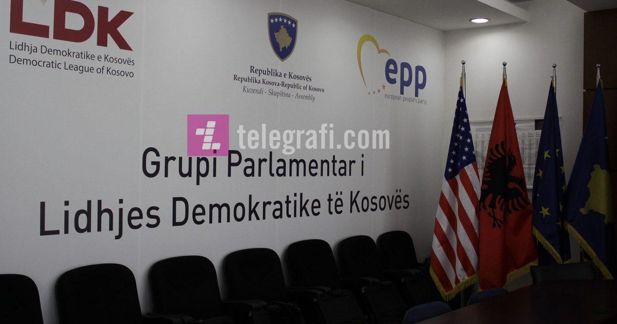 LDK pret mbajtjen e seancës së jashtëzakonshme ndaj presidentit