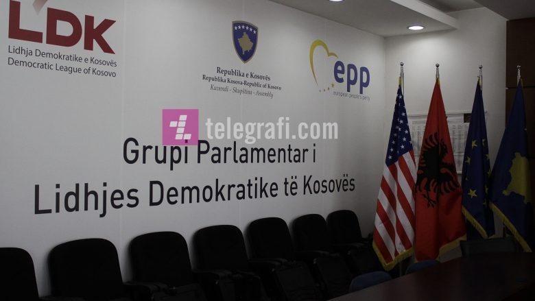 LDK e quan farsë takimin për dialog të thirrur nga Veseli