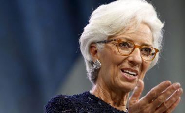 Christine Lagarde kandidohet për presidente të Bankës Qendrore të Evropës