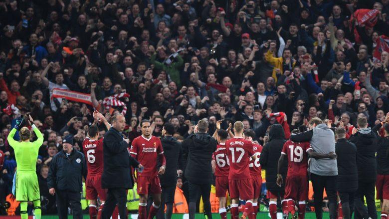 Liverpooli i madh për Cityn, fiton edhe në Mançester