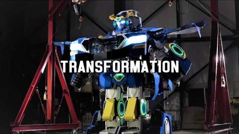J-deite RIDE – Robovetura e pare që transformohet me njerëz në të (VIDEO)