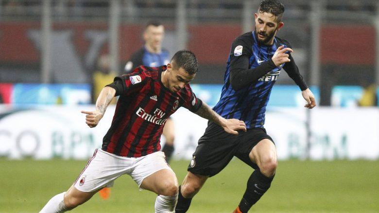 Nuk ka fitues në derbi, Milani dhe Interi luajnë pa gola
