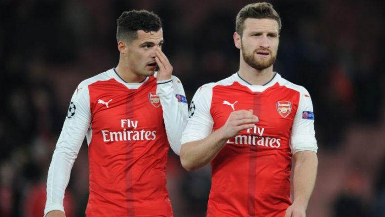 Shkodran Mustafi: Unai Emery solli nivel të ri taktik te Arsenali