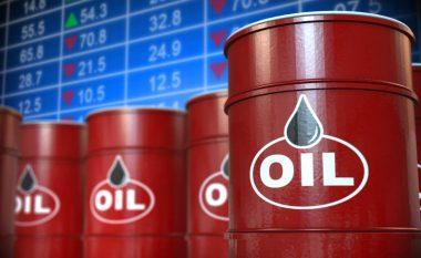 Nafta e papërpunuar tregtohet me 64.96 dollarë