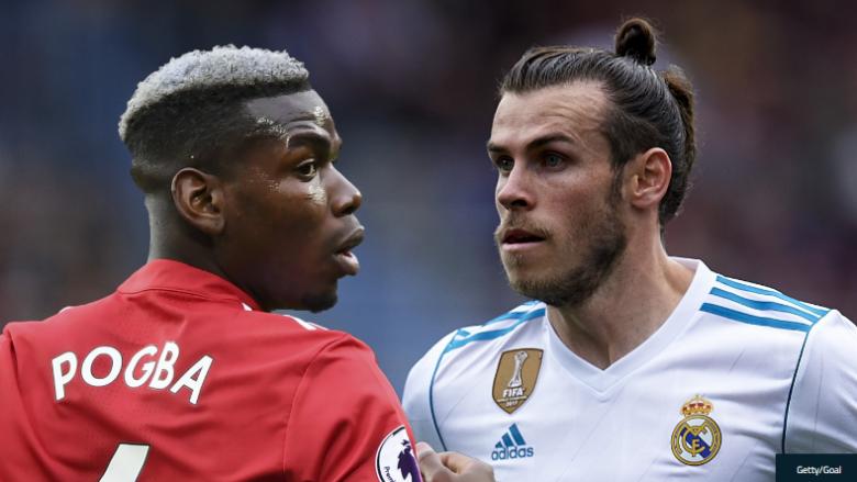 Man Utd përfshinë Pogban në ofertën për Bale