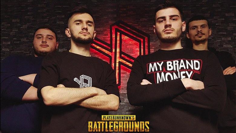 Katër të rinj nga Kosova në garë për 100 mijë dollarë për turnirin e lojës PUBG