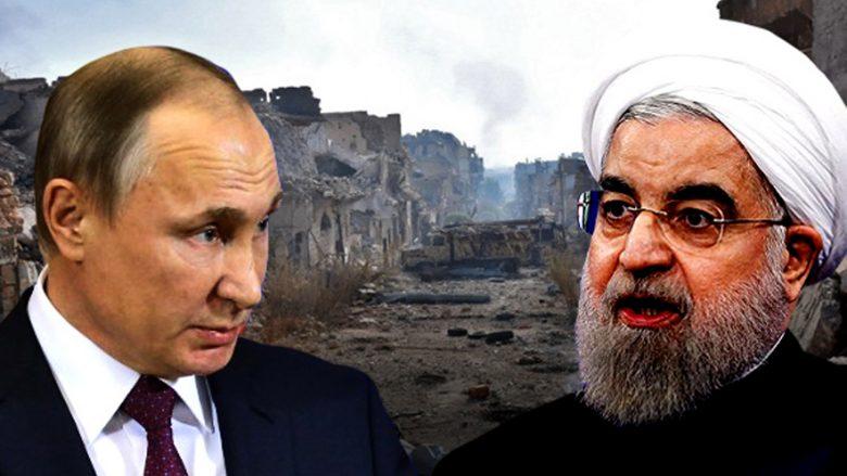 "Putin bisedon me Rouhanin, paralajmëron ""kaos"" global"