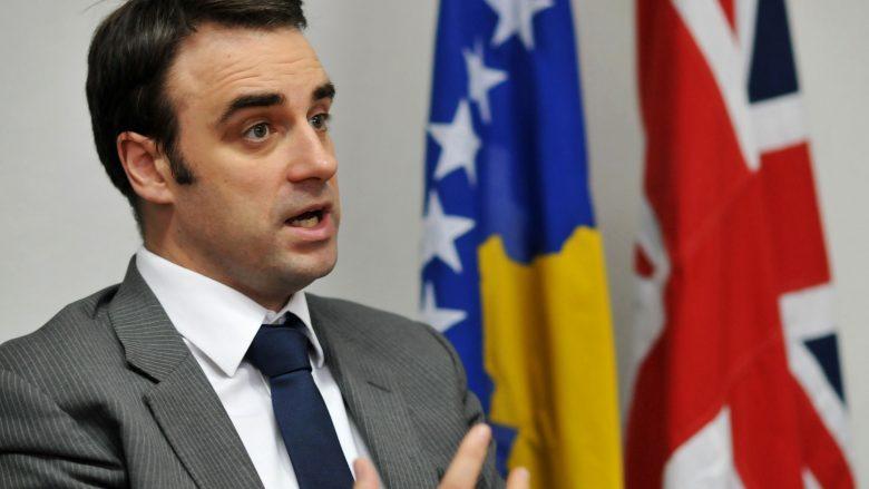 Britania mbështetë anëtarësimin e Kosovës në Interpol