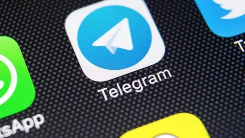 Rusia kërkon bllokimin e aplikacionit 'Telegram'