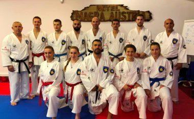 Përfaqësuesja e Kosovës në karate nuk lejohet të futet në Serbi, policia i kthen në Merdare