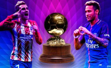Griezmann vs Neymar: Dueli i së ardhmes