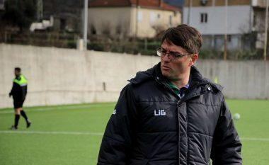 Ismet Munishi, trajner i Besës së Pejës në Ligën e Parë