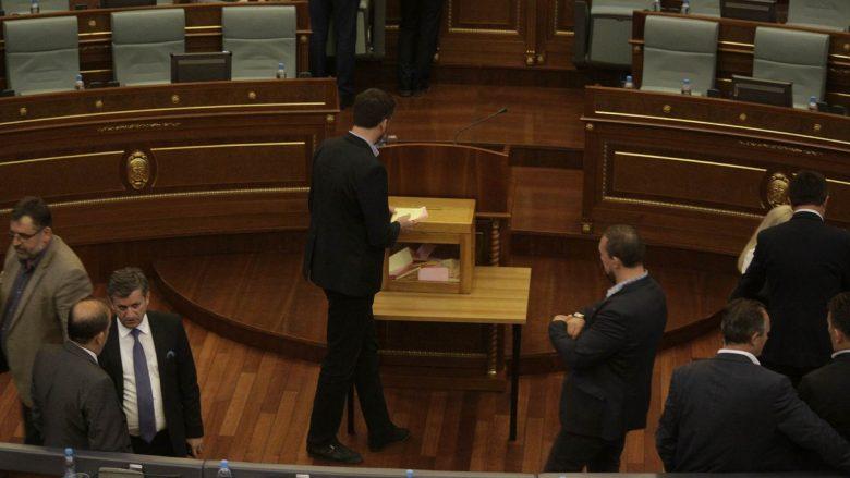 Deputetët zgjedhin gjyqtarët e Kushtetueses nga komunitetet jo shumicë