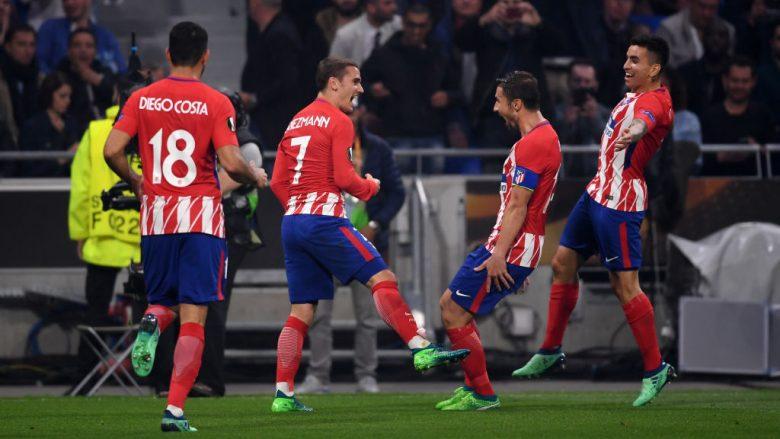 Marseille 0-3 Atletico, notat e lojtarëve të finales së EL