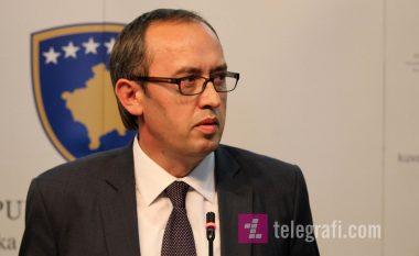 Hoti: Haradinaj po e mban qeverinë edhe disa ditë me partnerin tjetër