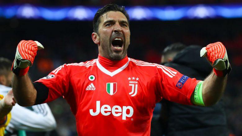 Gianluigi Buffon (Getty Images)