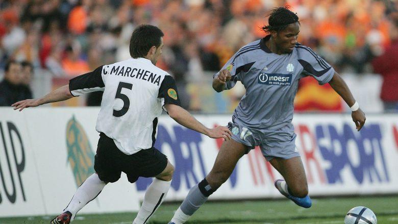 Çfarë ka ndodhur më pas? Formacioni i Marseille në finalen e 2004 ndaj Valencias